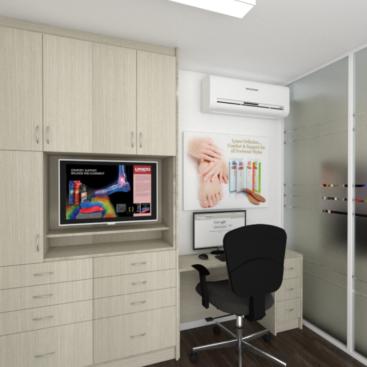 Clinica San Fernando Cubiculo 4